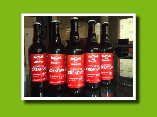 Beers by DraculApp<br>-Branding-<strong>Marketing</strong>