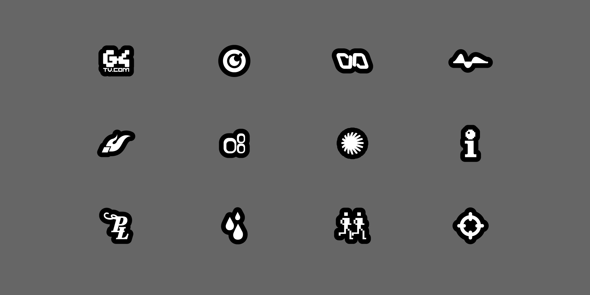 Show iconography system