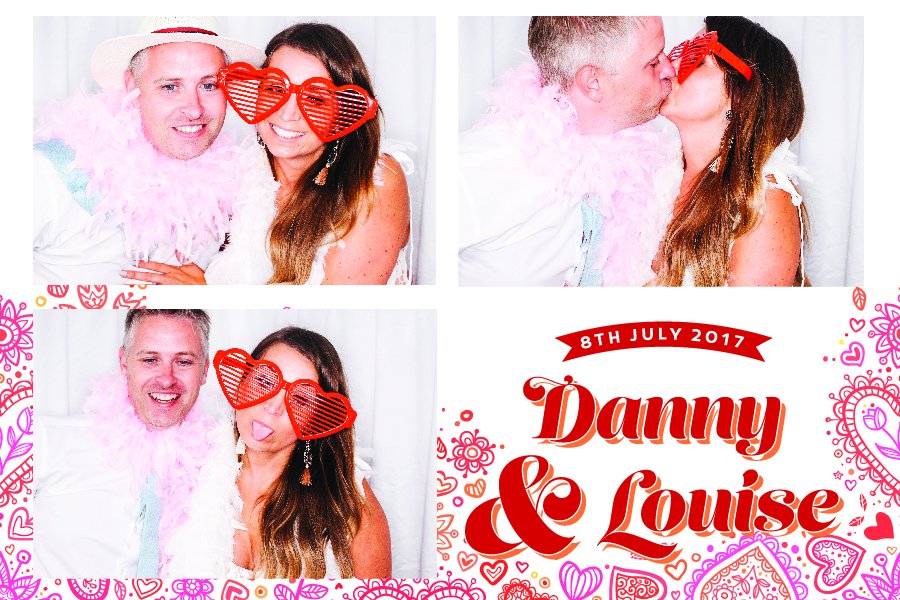 A custom print is an ideal way to personalise the Photo Booth for your event.