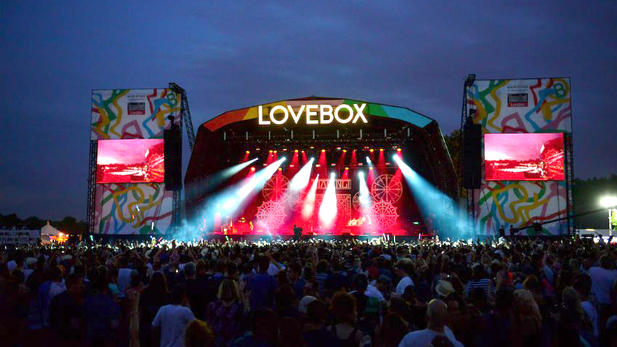 Lovebox '15 - Hospitality Area Manager