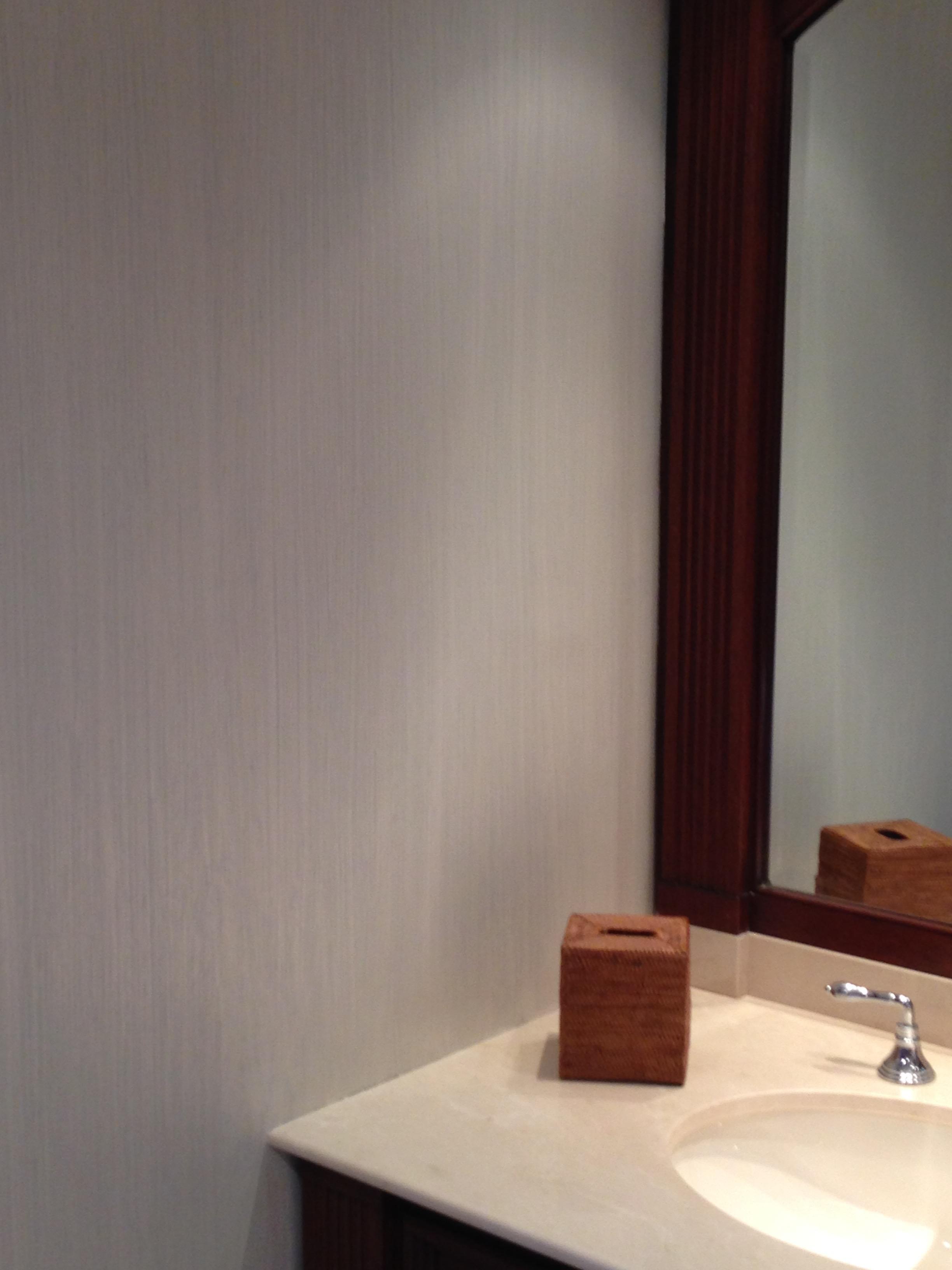 Master bathroom in Hamilton