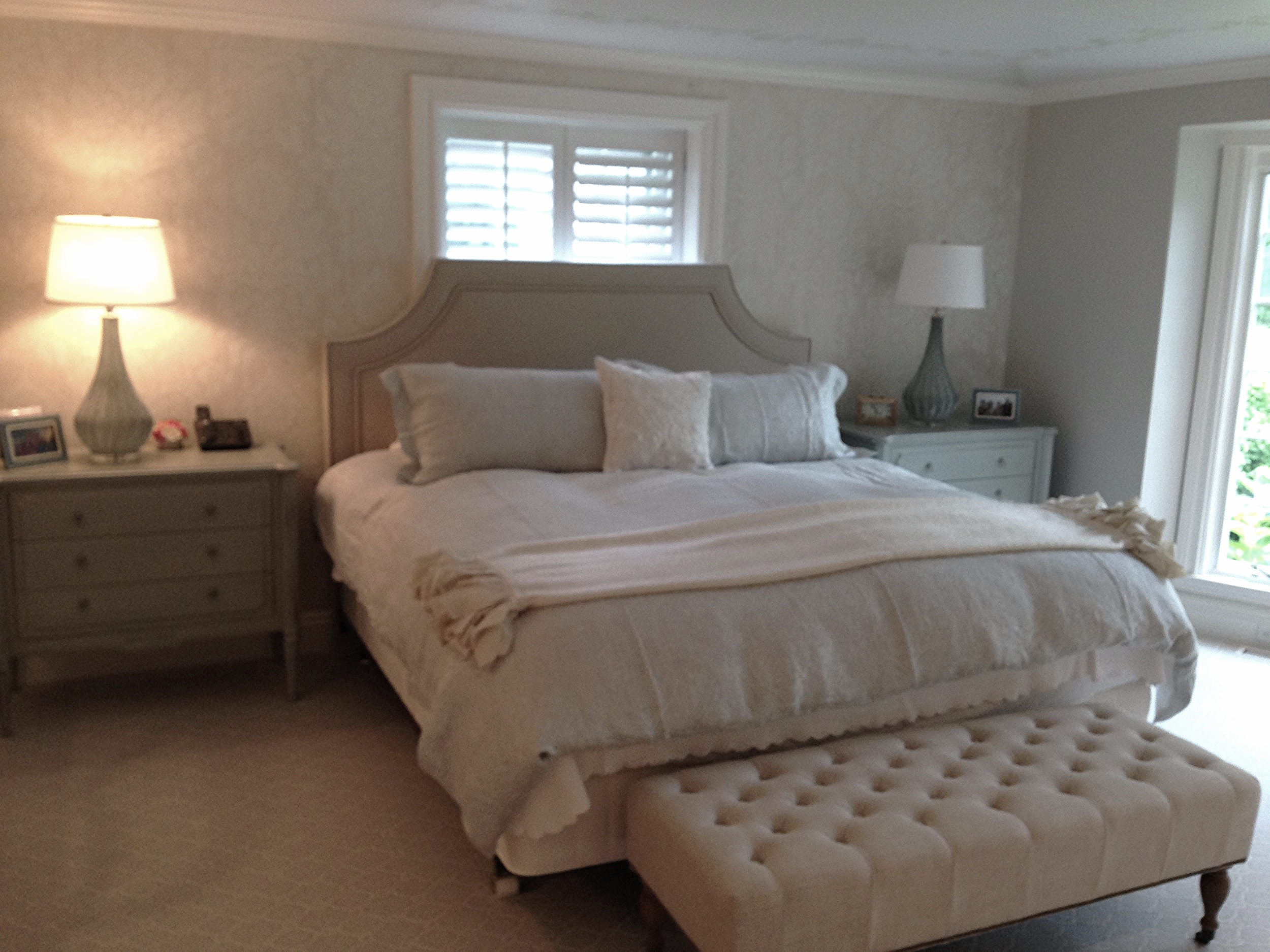 French accent wall