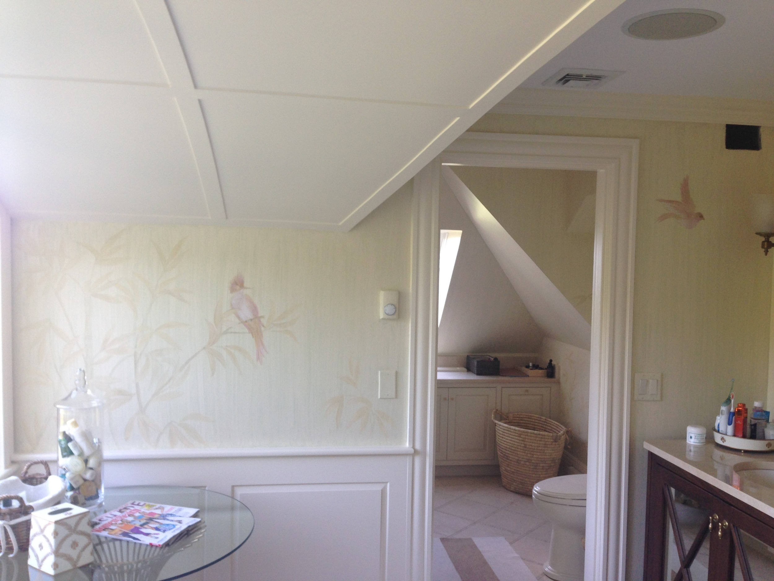 Master bathroom - another view