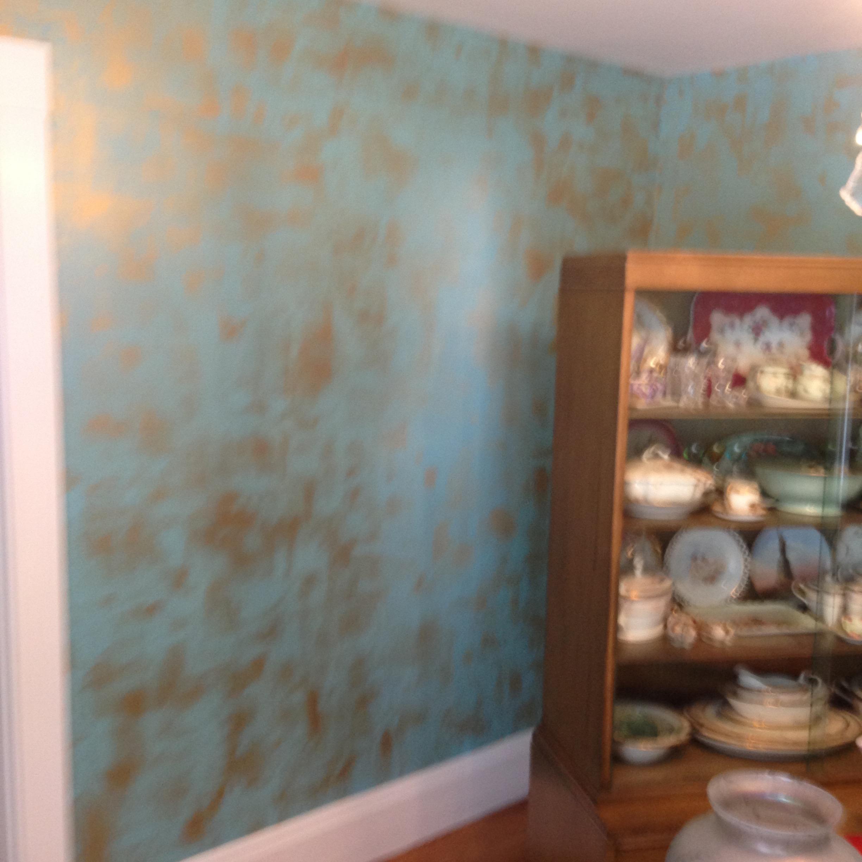 Dining room, Marblehead