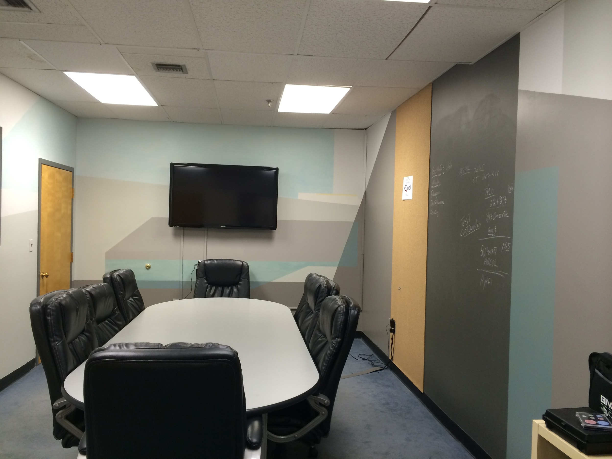 Conference room - detail