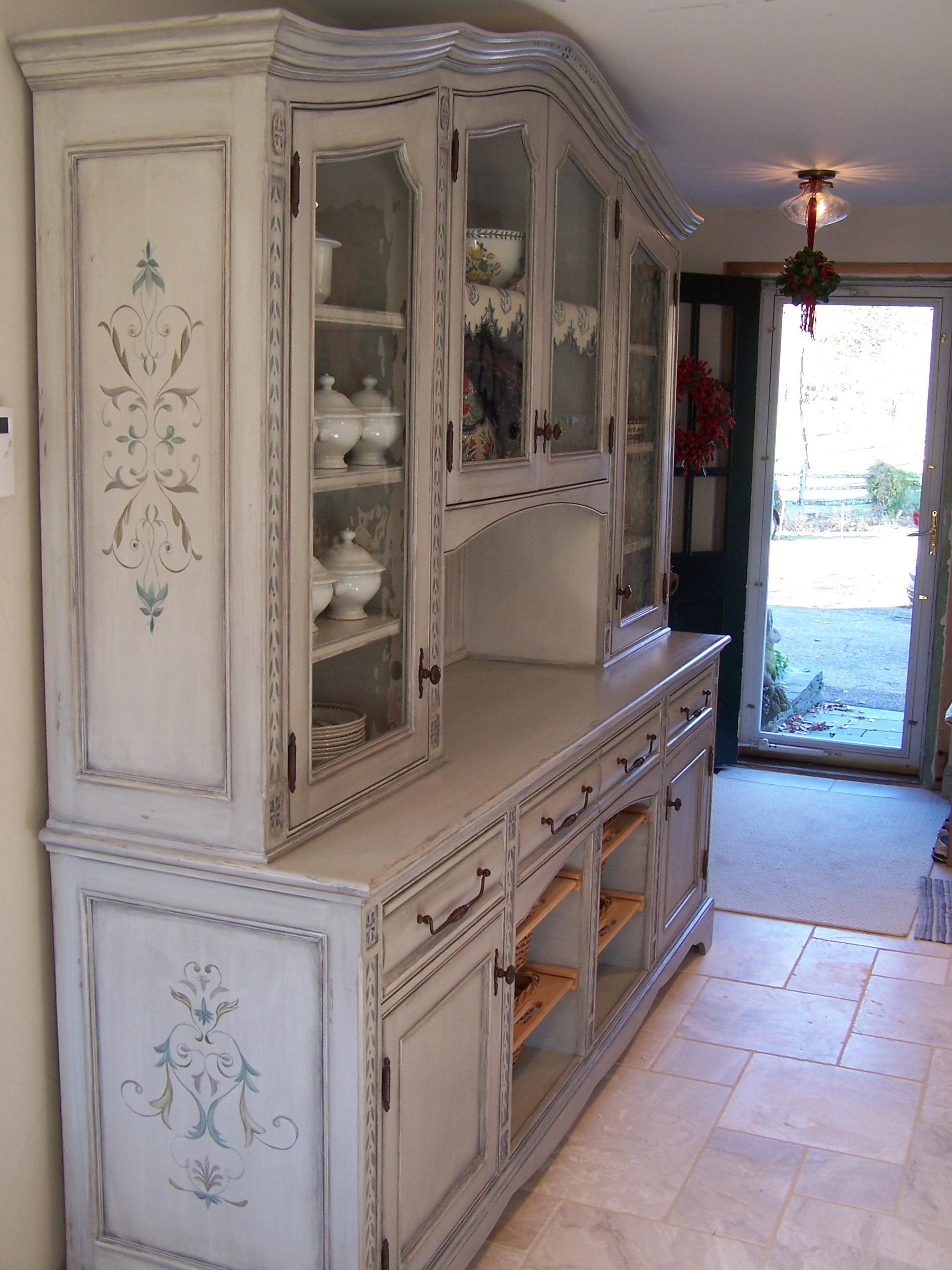 French kitchen, Hamilton