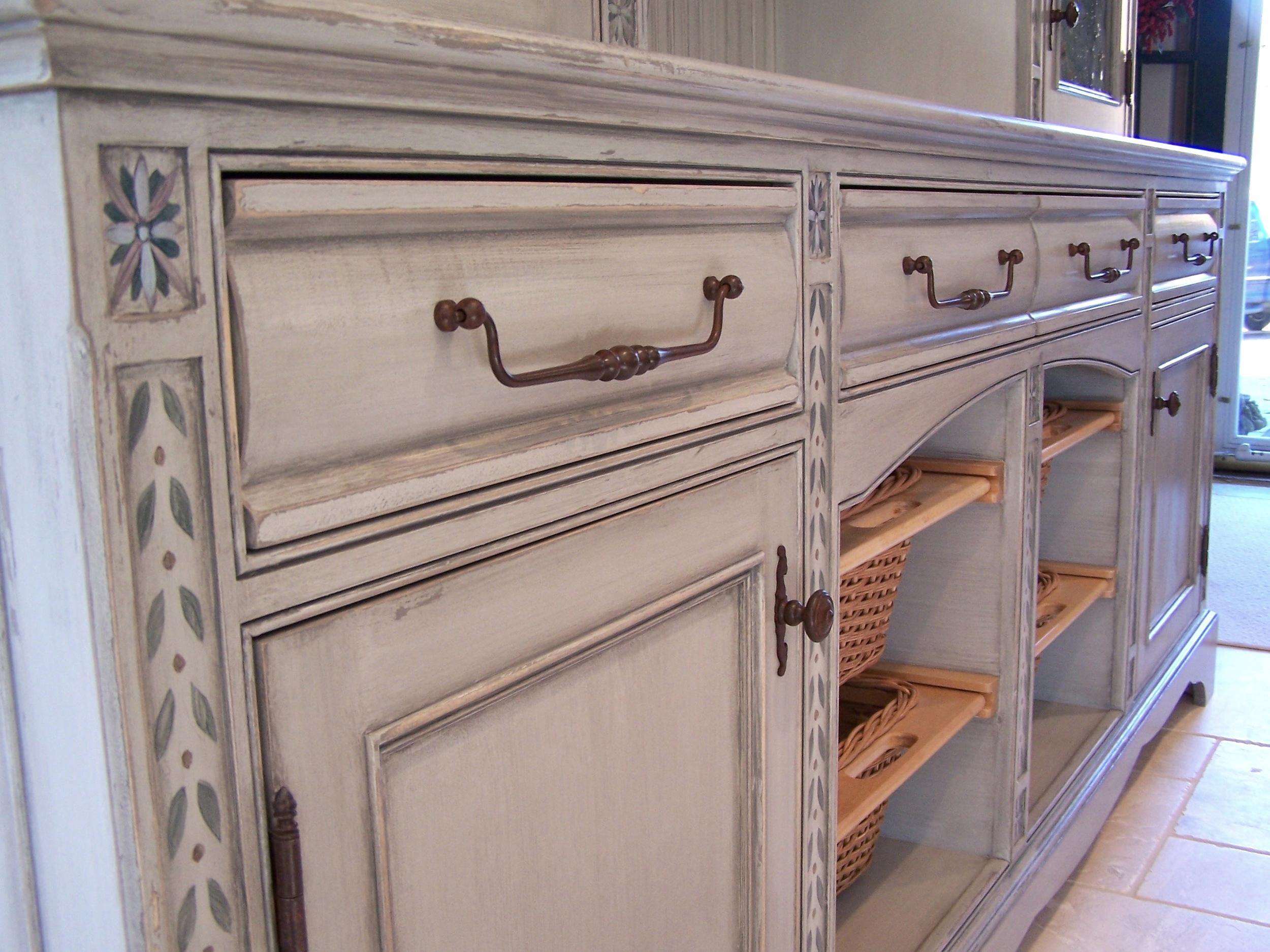French kitchen, Hamilton - detail
