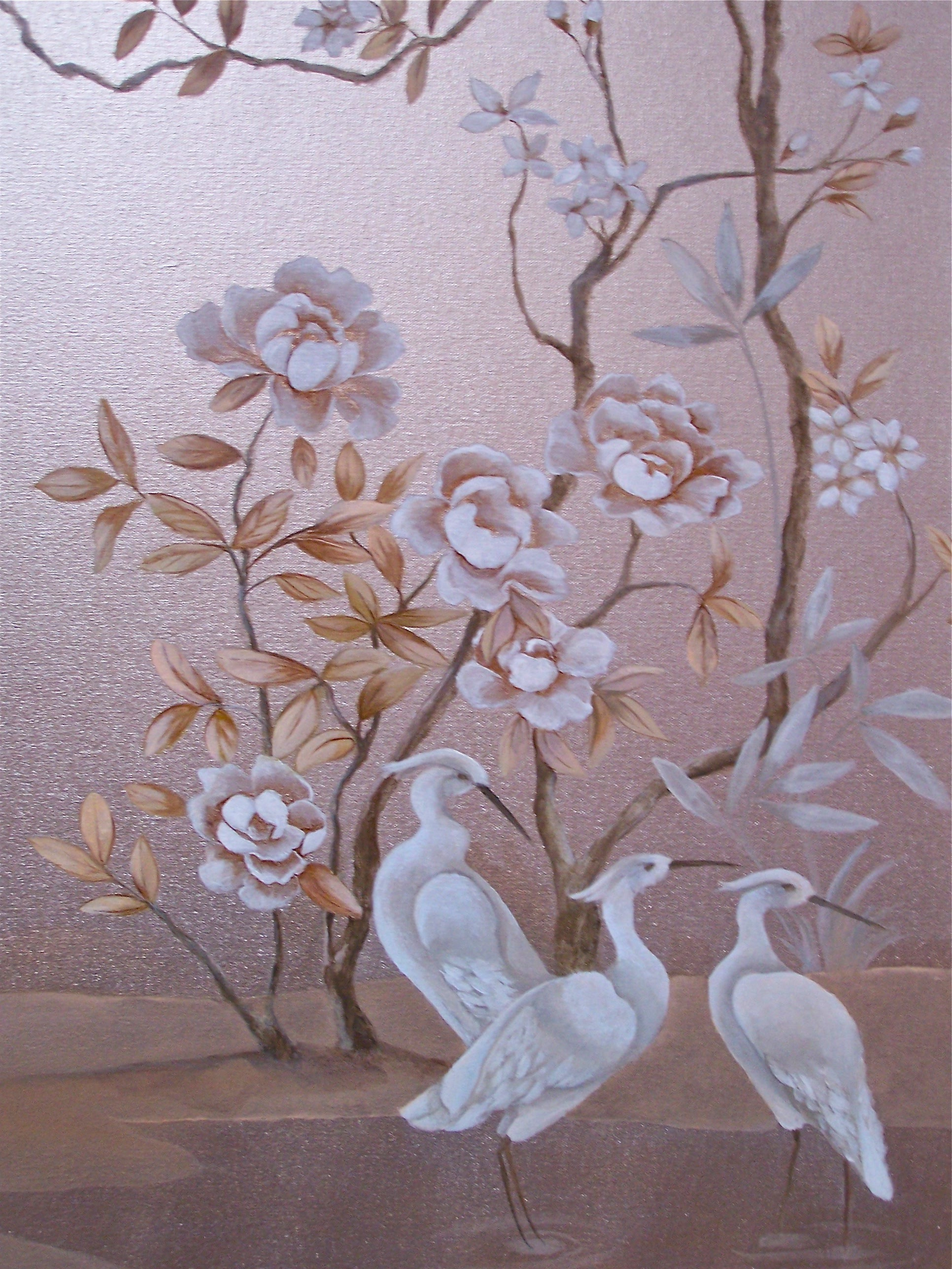 Chinoiserie - detail