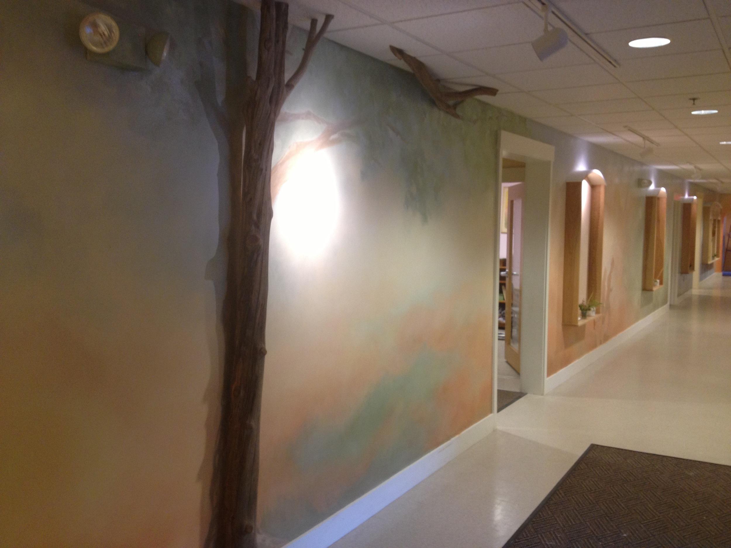 Waldorf School mural