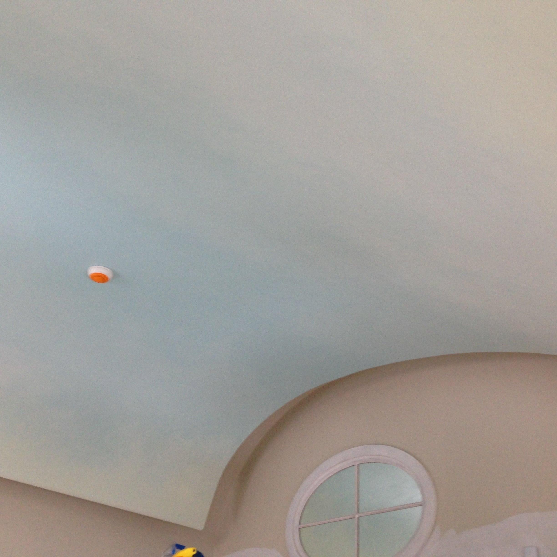 round ceiling 2
