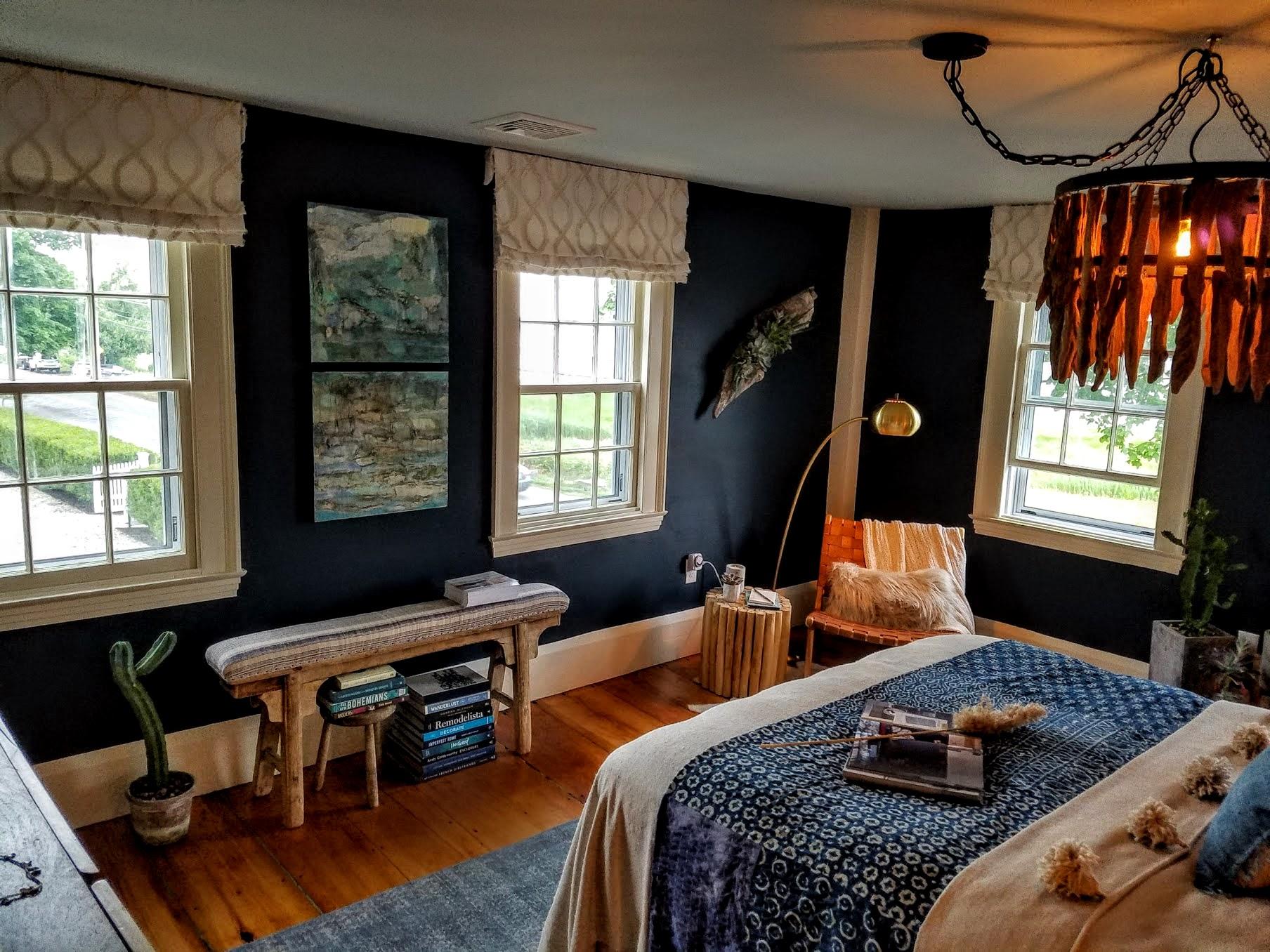 Designer Show House Guest Bedroom