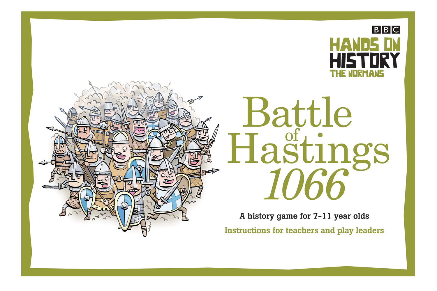BBC Battle of Hastings