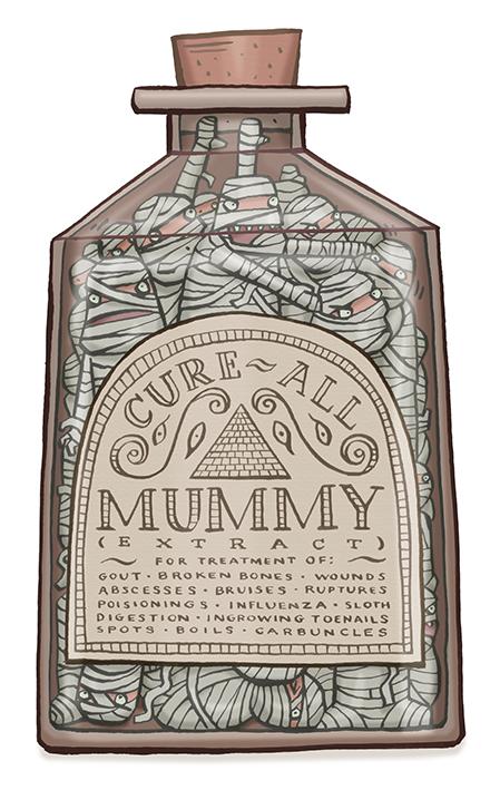 Mummy Medicine