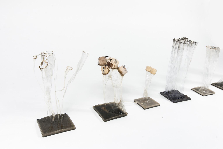 Phase 3 - Feld - Mutation - kontemplatives Experiment Autor: Alisa von Postel Photo: Natalie Weinmann, 2016