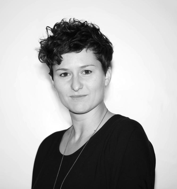 Natalie Weinman,M.Des. akademische Mitarbeiterin