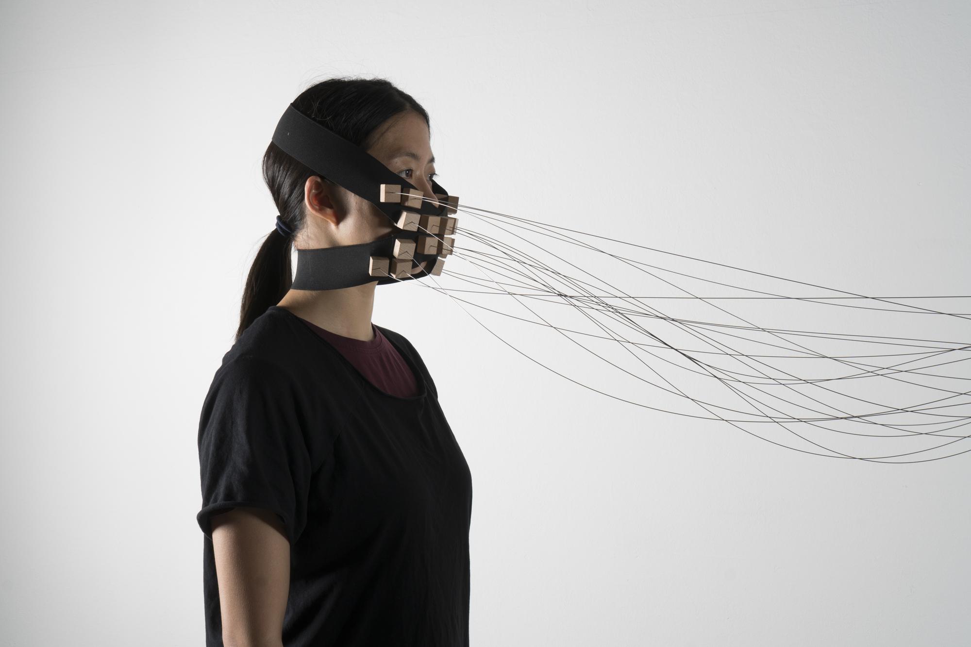 Phase 4 - Hybride - konfrontatives Experiment - Maskierung Autoren: Chih-Yu Chang & Lu Cheng Photo: J. Cafuk / Y. Kaiser