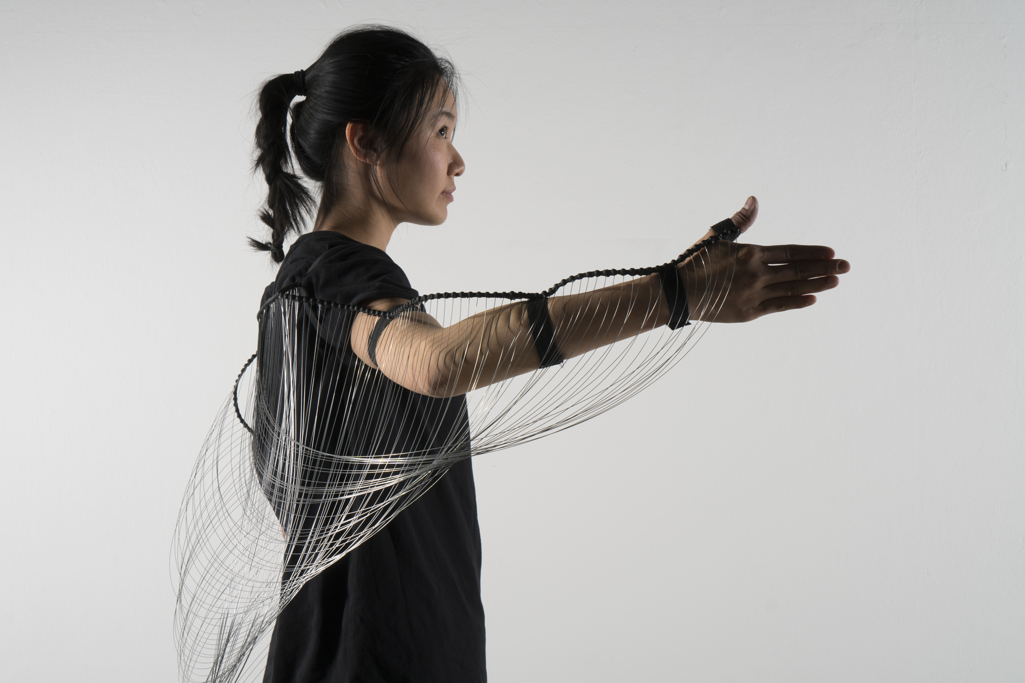Phase 4 - Hybride - konfrontatives Experiment - Maskierung Autoren: Yue Qi & Qixin Chen Photo: J. Cafuk / Y. Kaiser