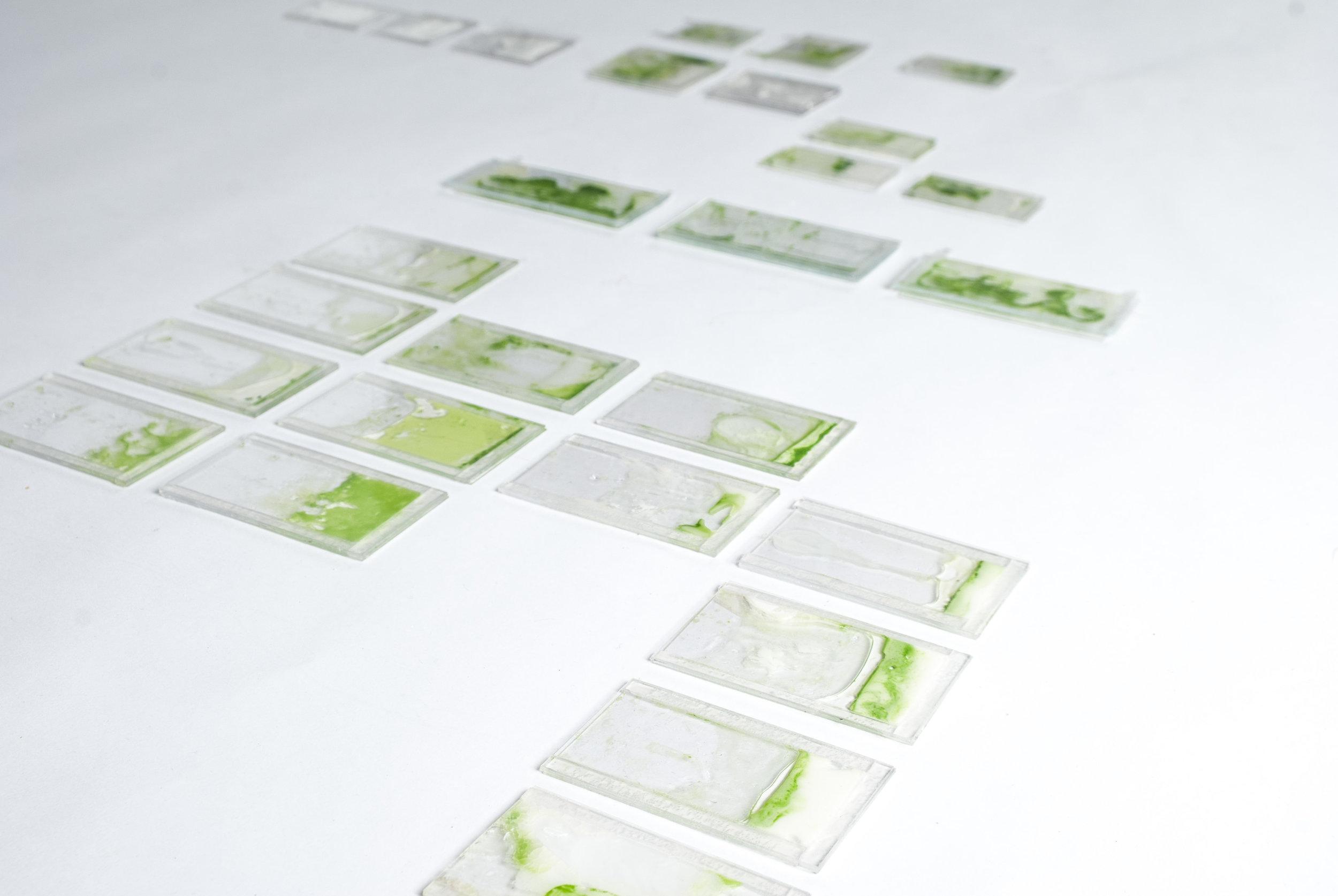 Phase 1 - Materialität - Intuitives Spiel   Autor: Paul Ludwig Woellner Photo: Johanna Schneider, Yannik Kaiser, 2017