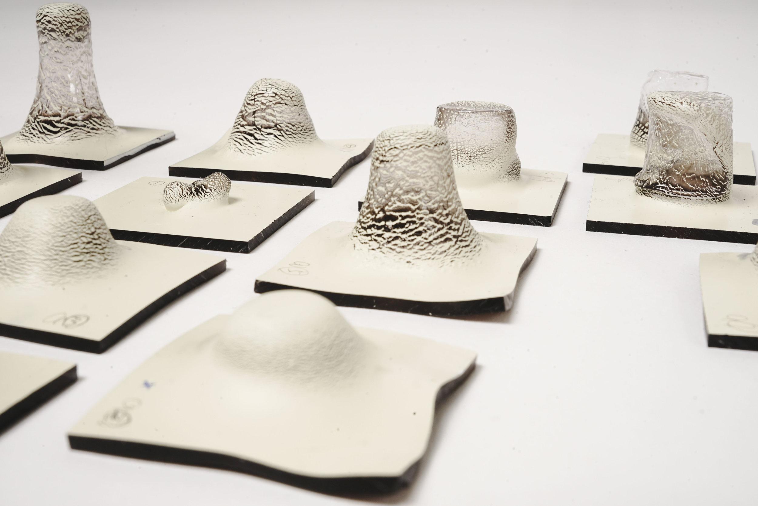 Phase 1 - Materialität - Intuitives Spiel   Autor: Nele Chou Photo: Johanna Schneider; Tobias Haas
