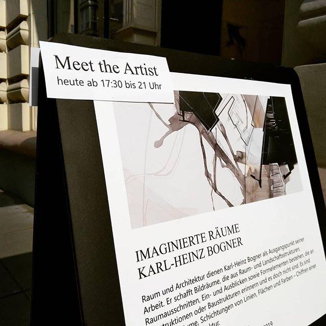 #Repost @derraumjournalist @get_reposter  Meet the Artist Karl-Heinz Bogner, heute ab 17.30 Uhr! #imaginierteräume #karlheinzbogner #dieraumgalerie #architekturgaleriestuttgart #architektur #kunst #arch_abkstuttgart
