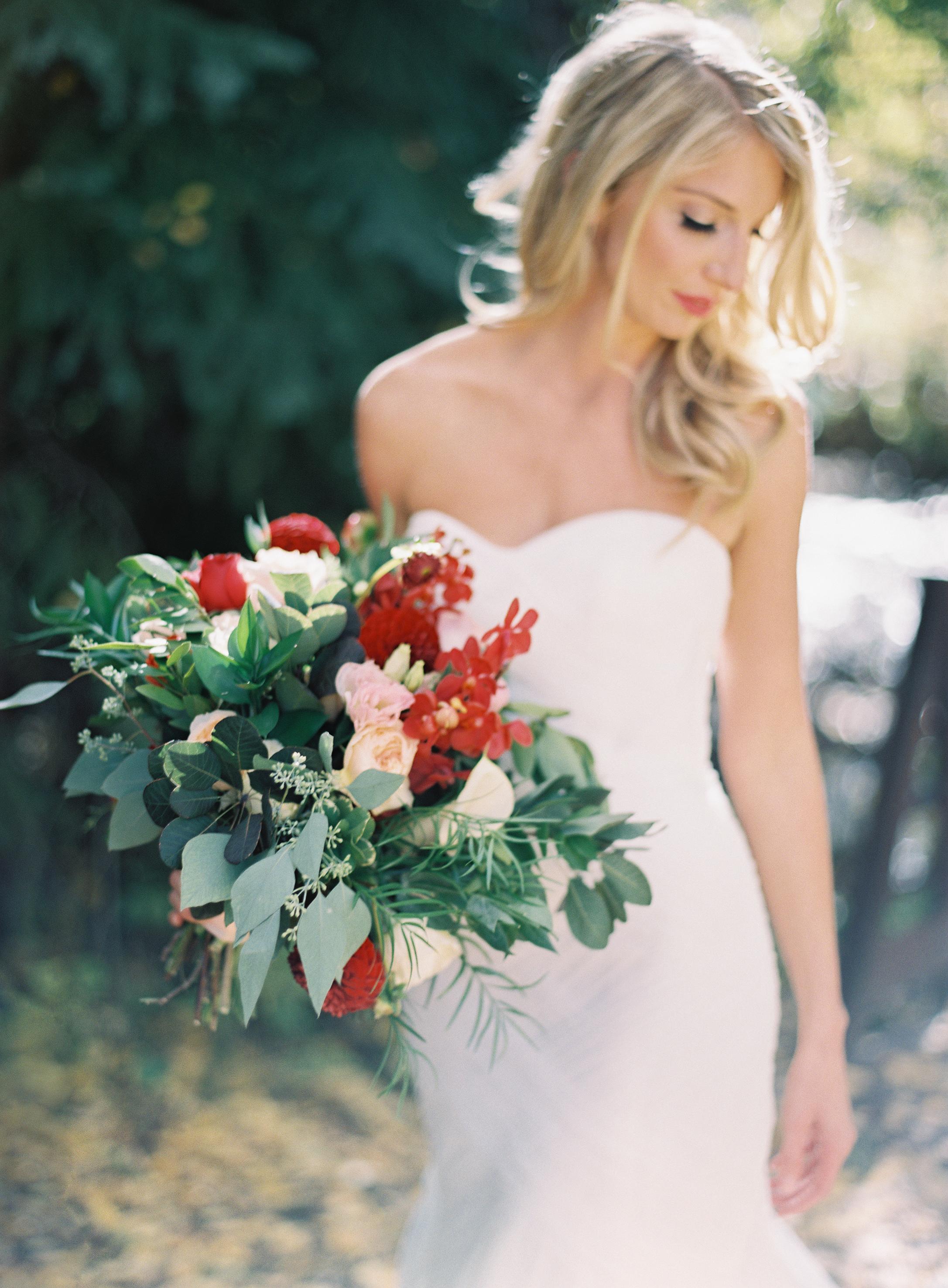 Intimate Luxury Mountain Wedding