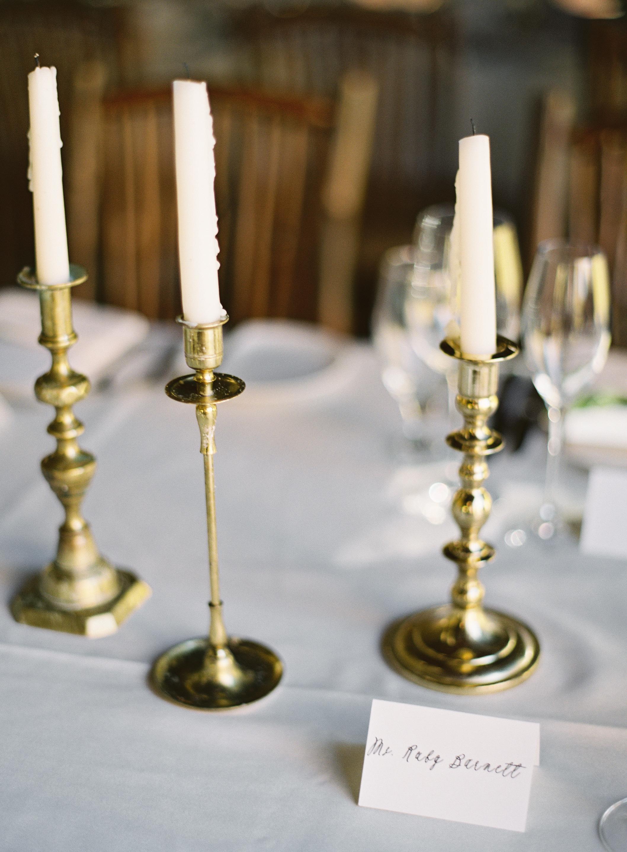 Intimate Luxury Mountain Wedding | Allies Cabin