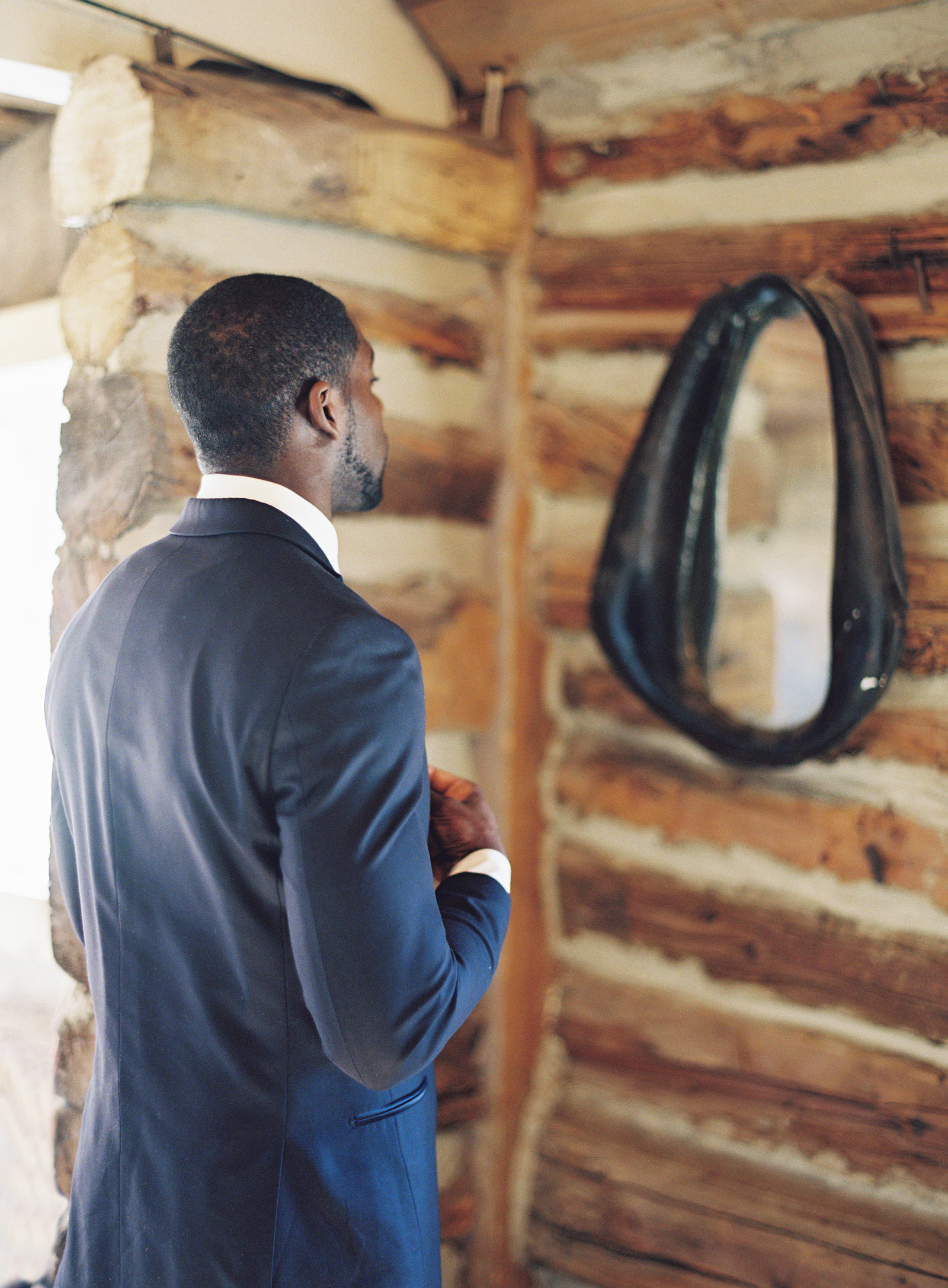Handsome Groom   Getting Ready Details