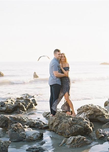 Taylor +Casey - Malibu, California