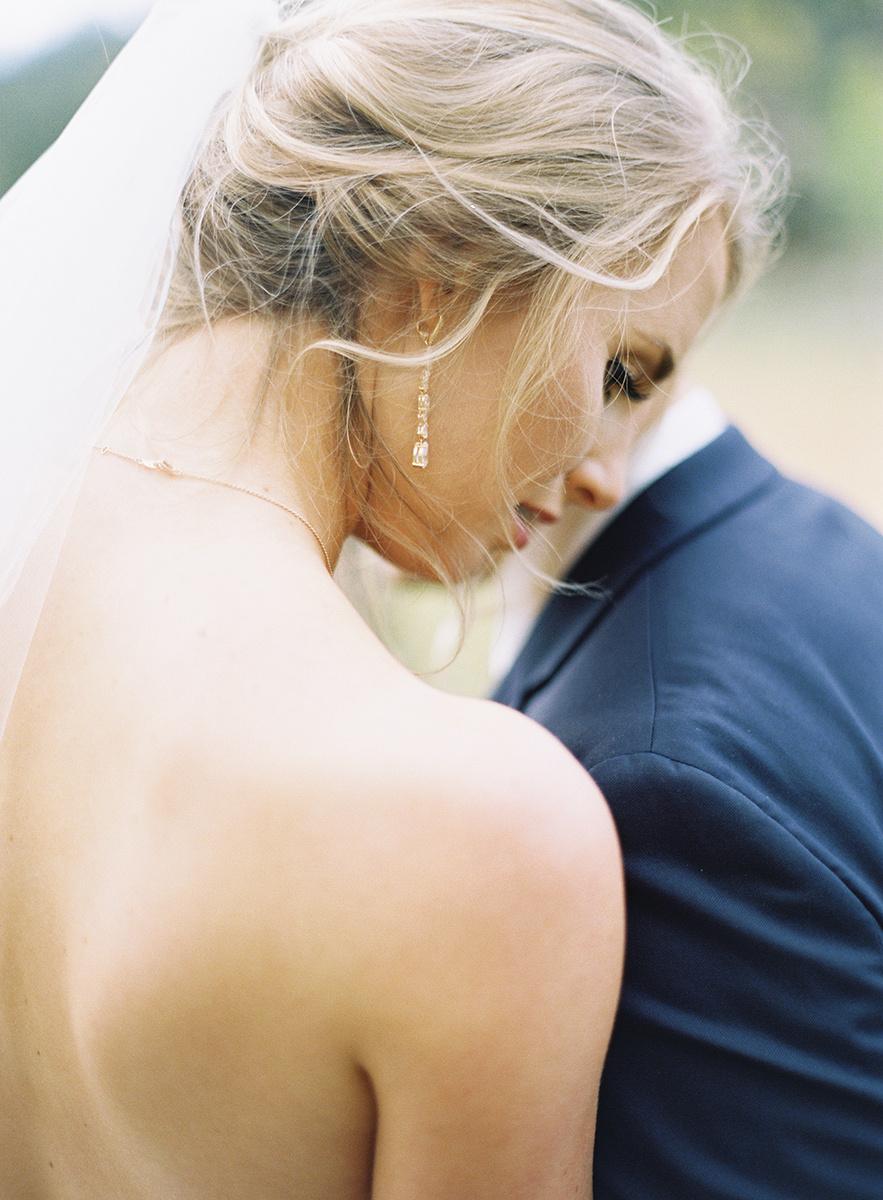 Romantic Colorado Wedding on Film