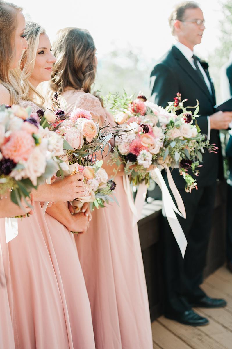 Colorado Wedding Ceremony on Film