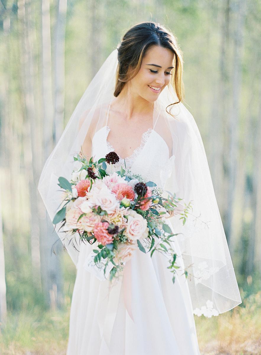 Rocky Mountain Bride on Film