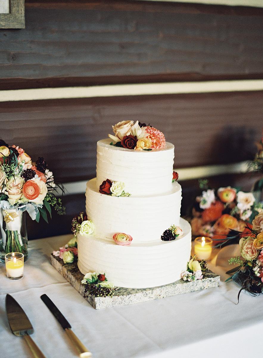 Wedding Cake on Film