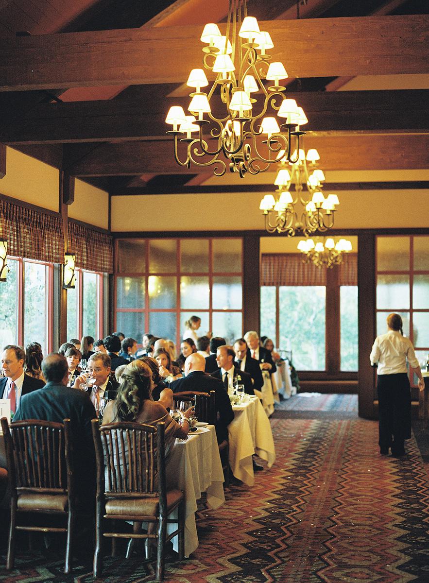 Wedding Reception on Film