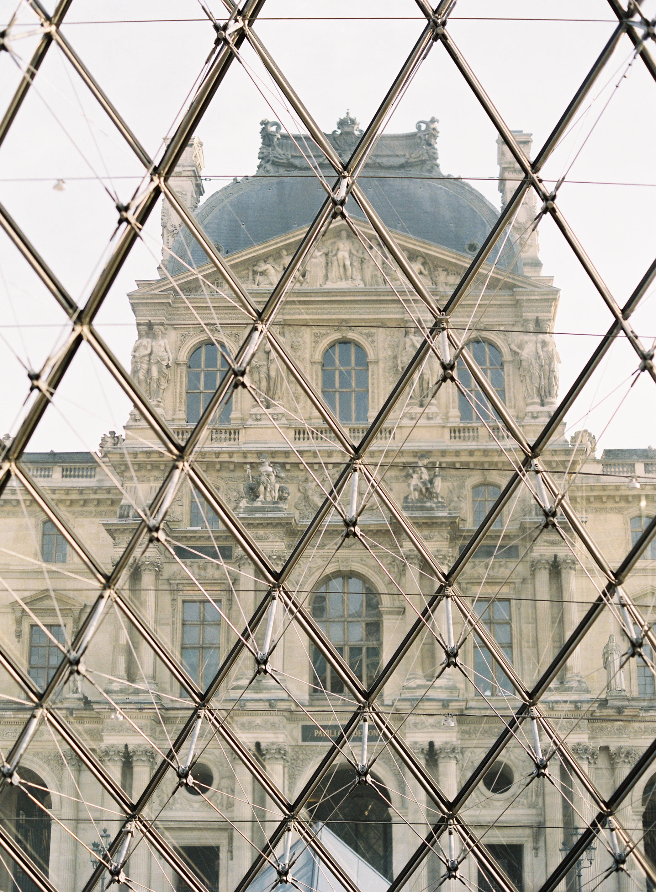 Musee' de Louvre - copyright: Carrie KinG Photographer