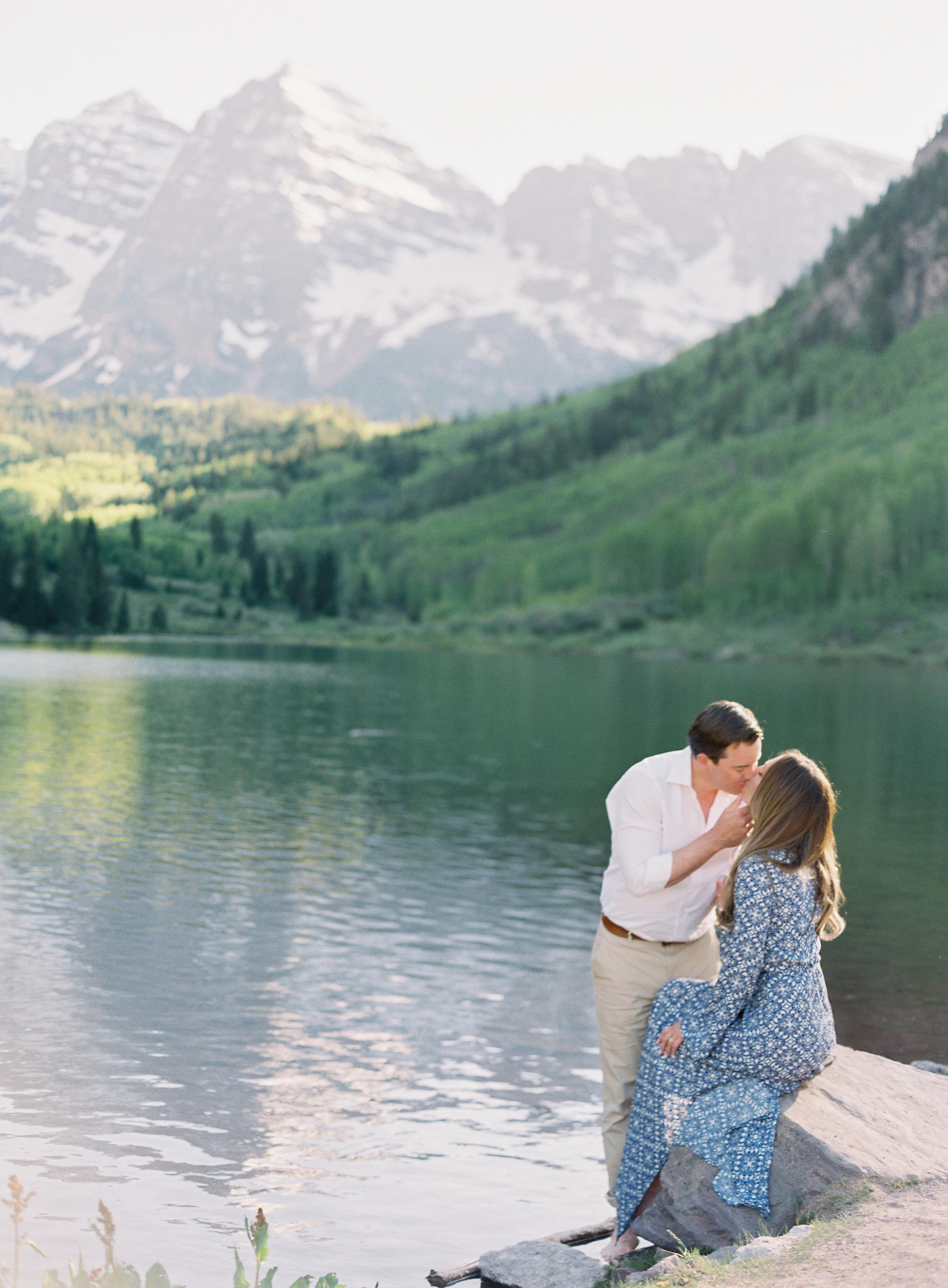 Amy + Matt - Aspen, Colorado