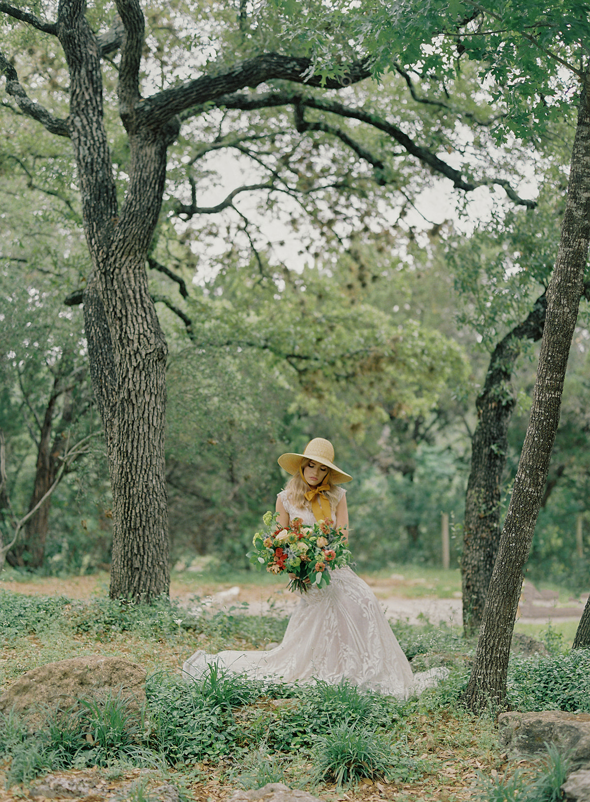 Summer Colorado Bride