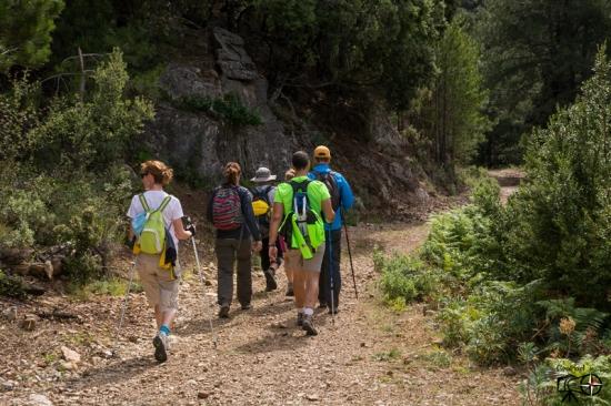 Senderismo interpretativo Cueva del Agua (Fuentespalda)
