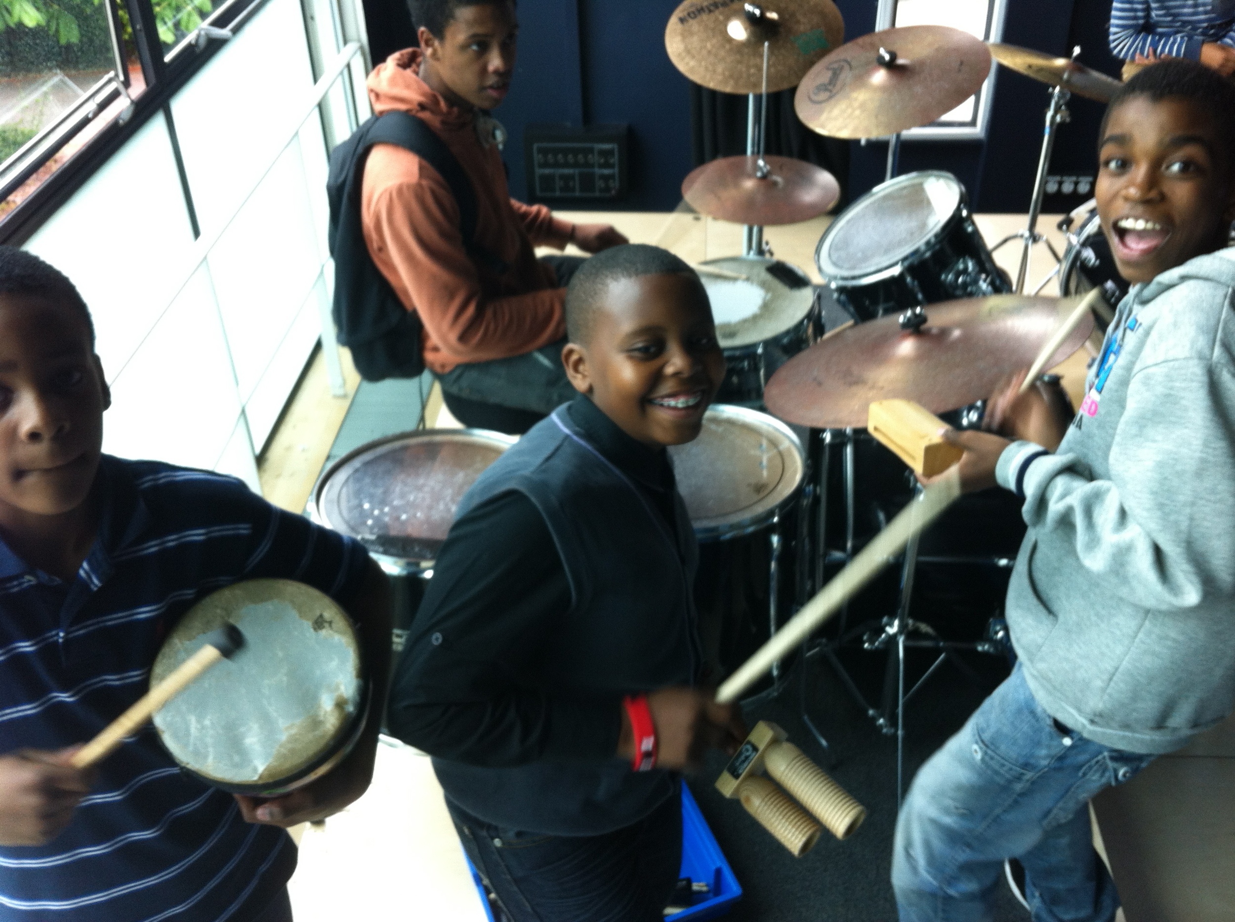 SoundsCreative Ensemble - Half term project