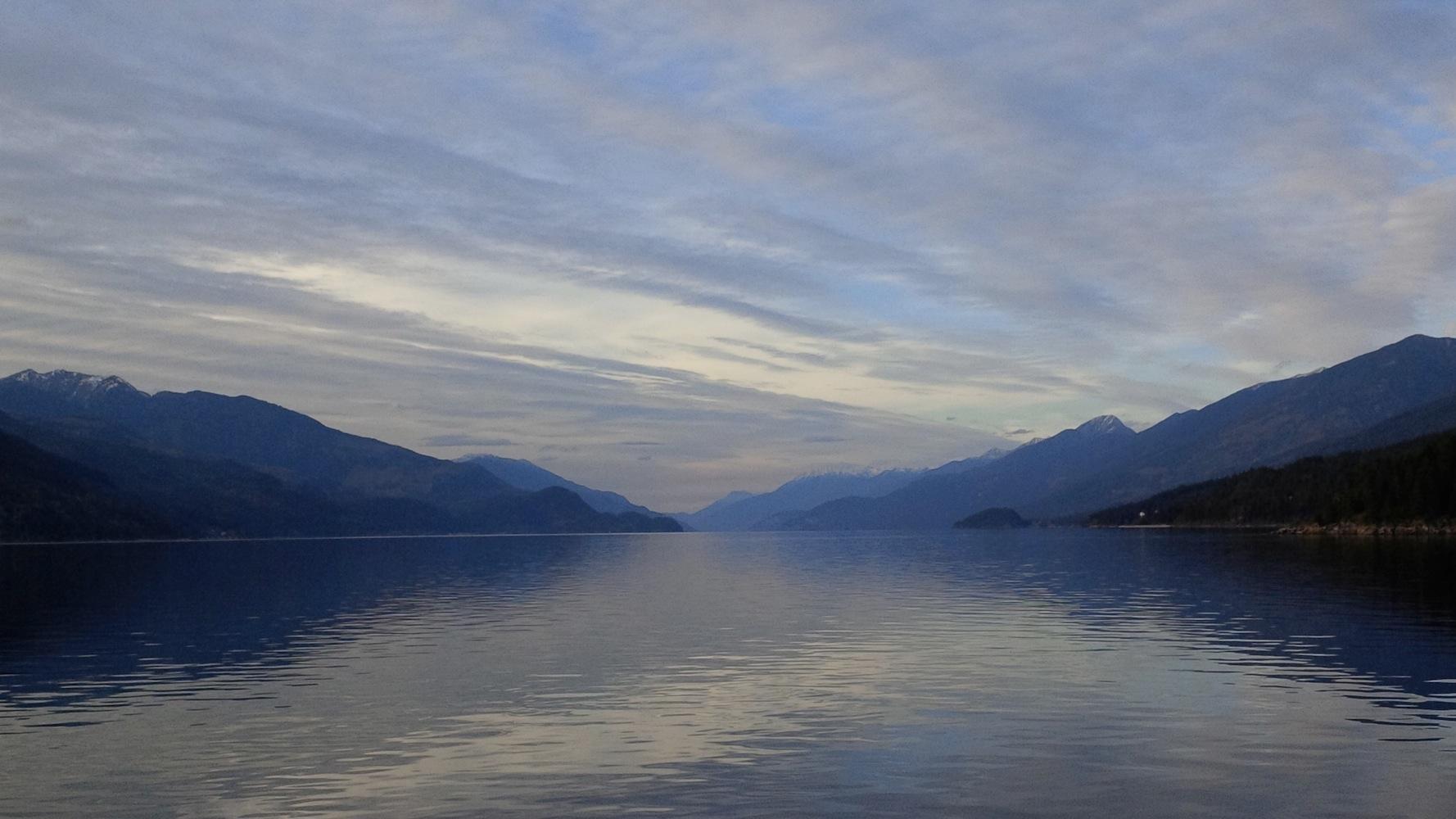 Kootenay Lake, British Columbia