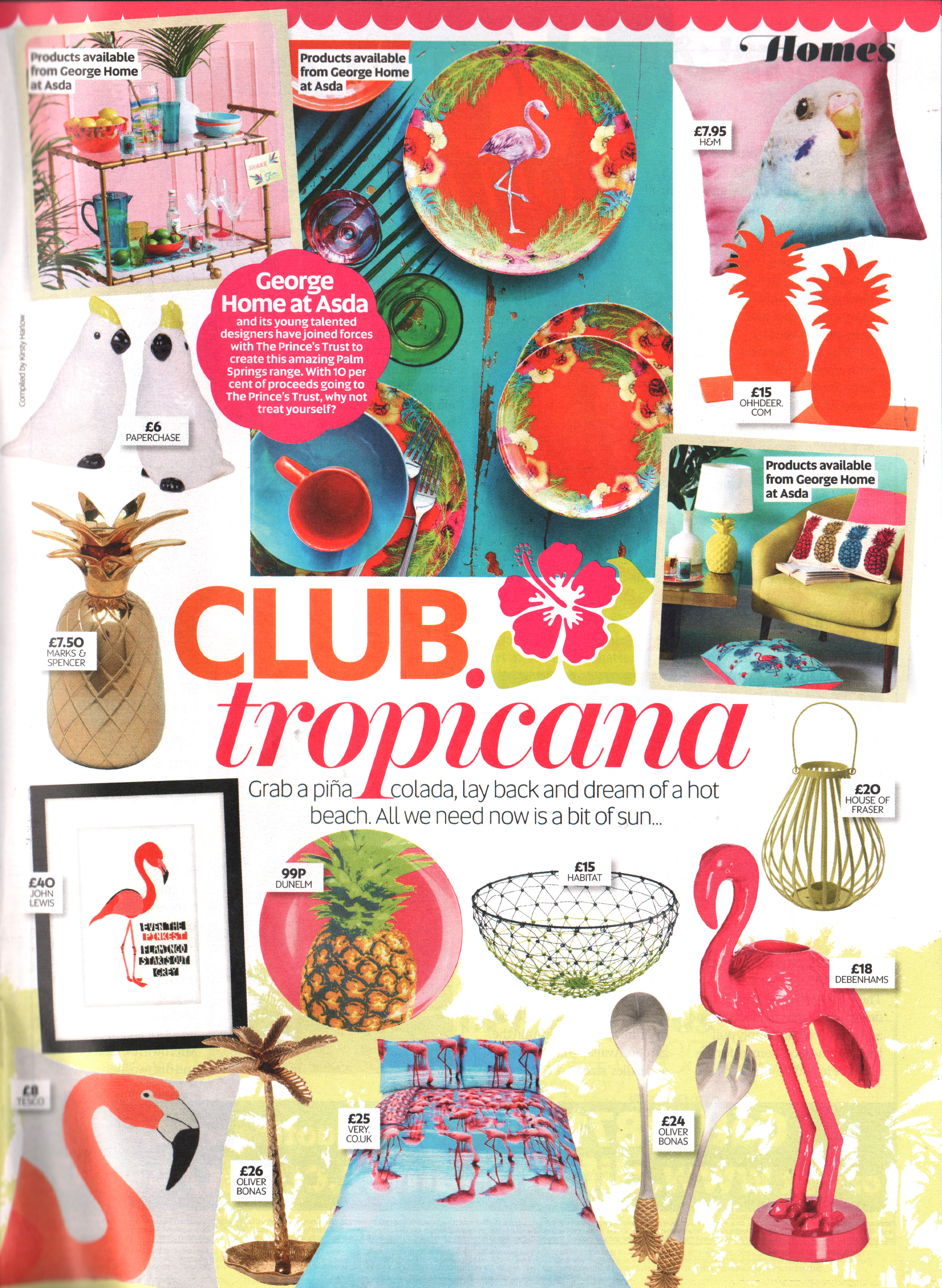 NOW Magazine, 20th April 2015