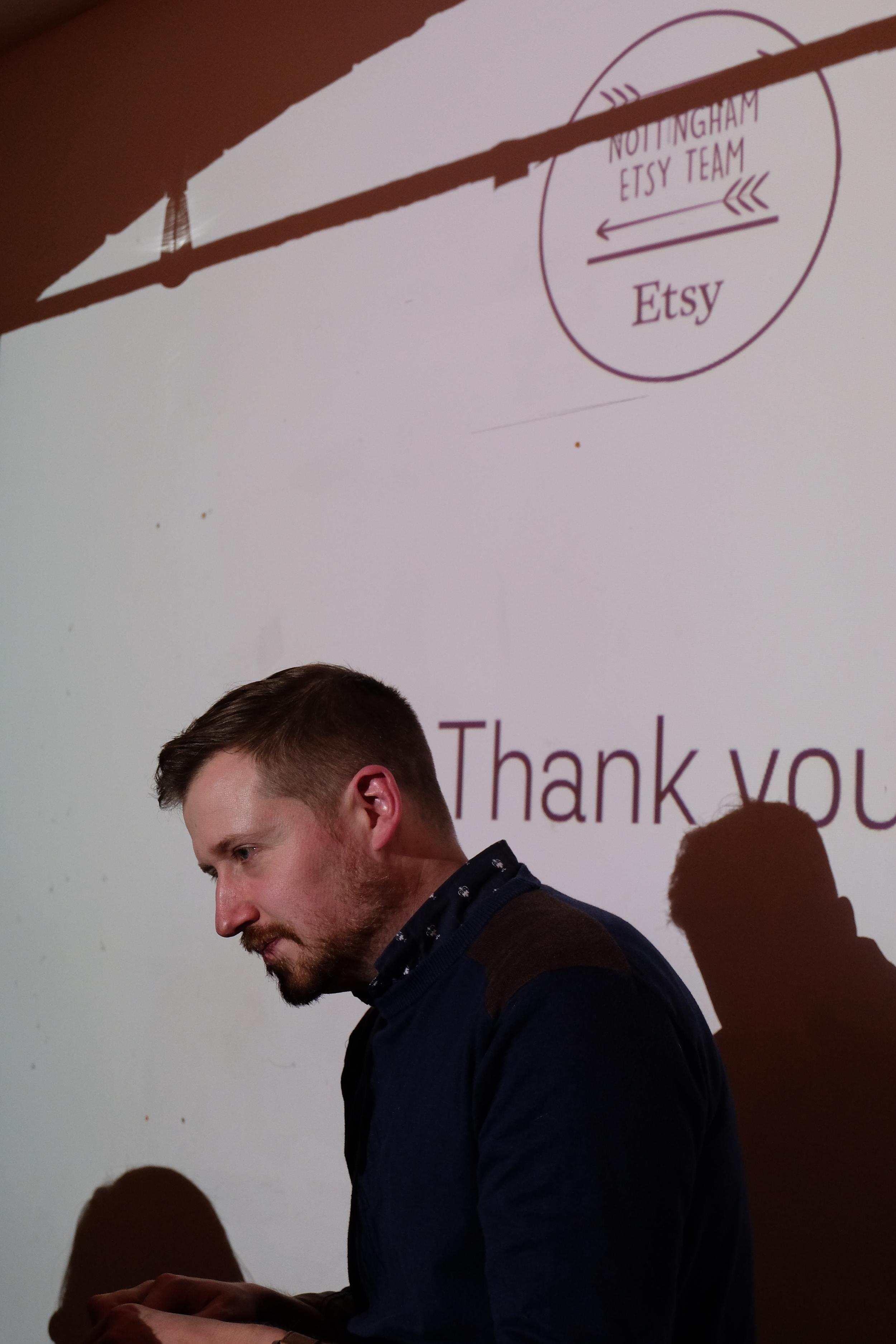 Nottingham Etsy Team Seller Seminar Session