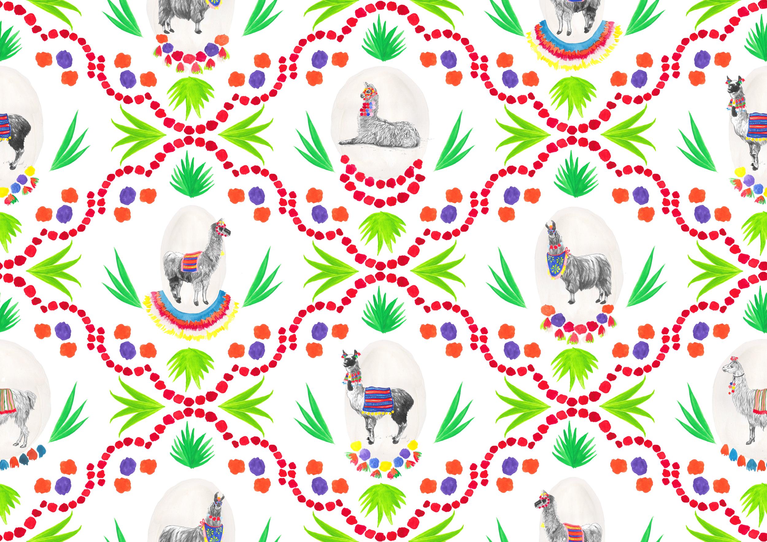 llama pattern_deborahpanesar