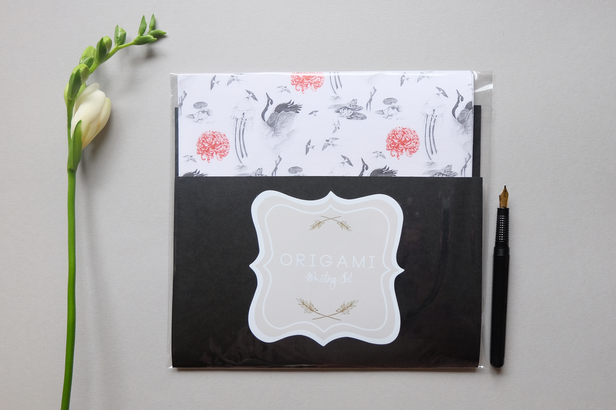Japanese Origami Writing Set £11.40