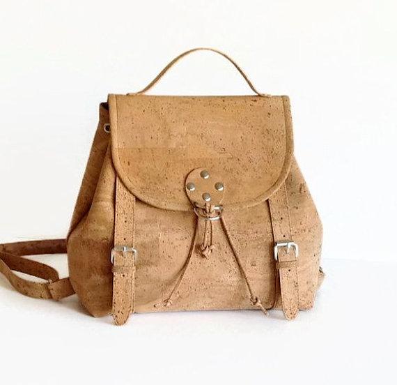 Cork Backpack