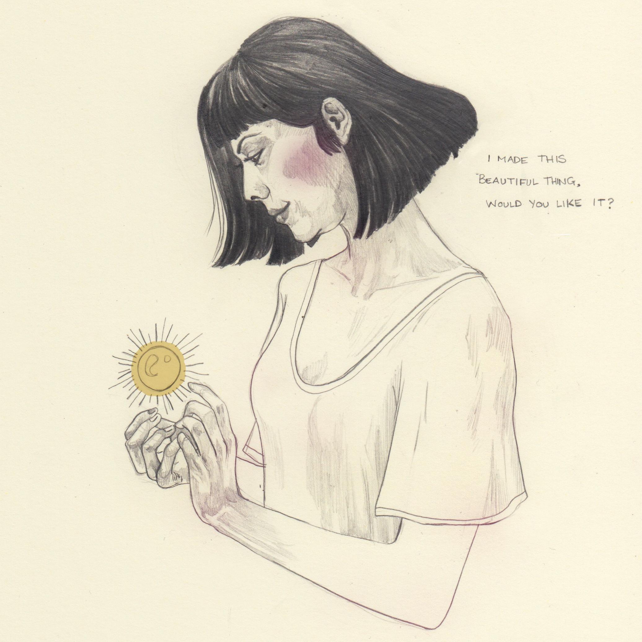 Illustration by  Deborah Panesar