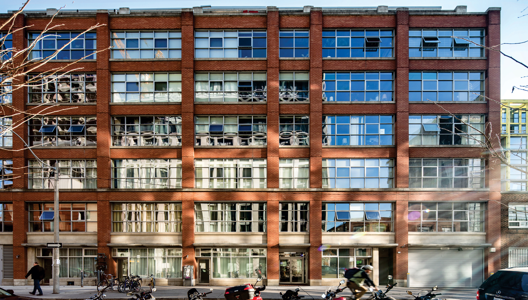 Camden Lofts : Urban Capital's first development, 1996–1999