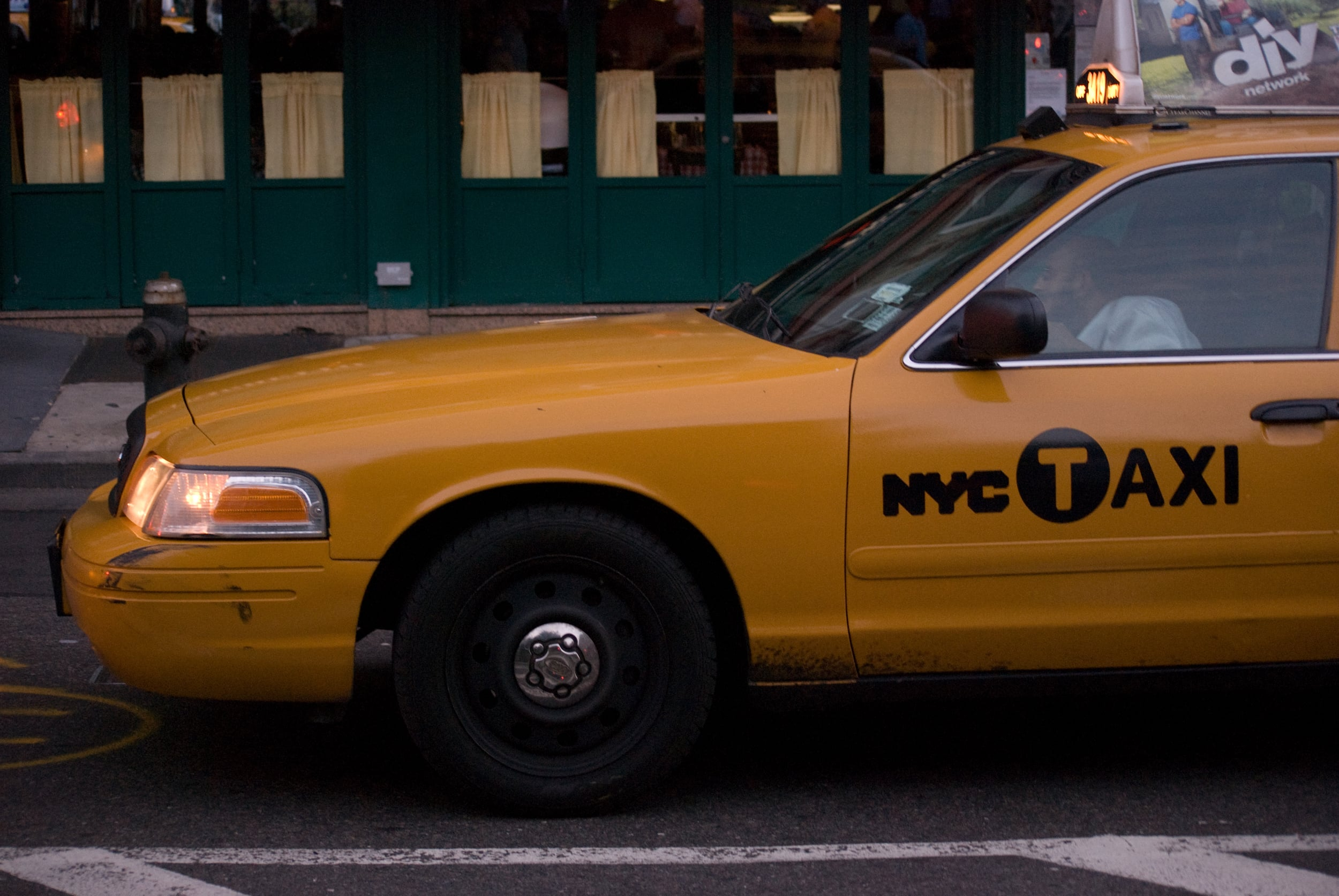 NYC Taxi 2010