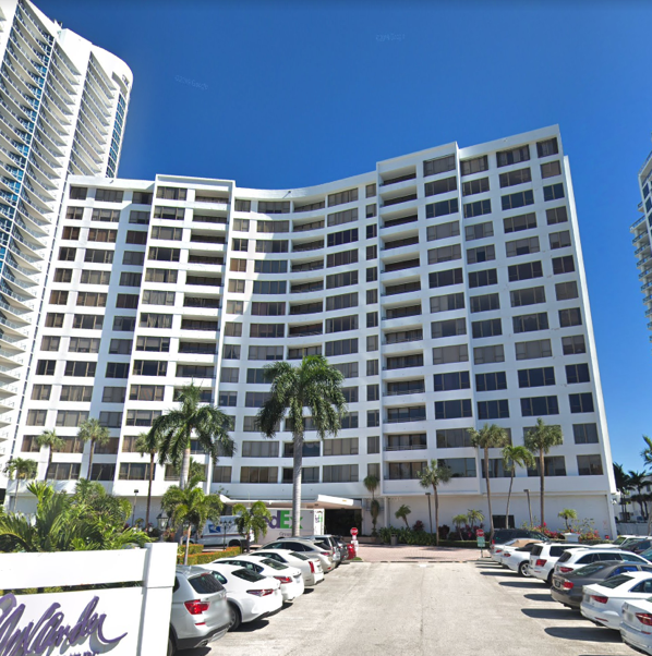 3505 S. Ocean Drive, Hollywood, Florida, the listed address of the recipient.
