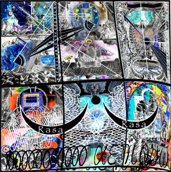 Wollesen, Haffner, Naujo - BY RASA RASAJonathon Haffner, Dalius Naujokaitis Naujo, Laima Griciūtė, Milda Laužikaitė, Živilė Rimšaitė, Agota Zdanavičiūtė, Kristė Krupovisovaitė, Lina Saveikytė, Dorotė Zdanavičiūtė, Sean Francis Conway, Lana Is, Panagiotis Mavridis, Tim Kieper, Doug Wieselman, Michael Irwin, Eivind Opsvik, Kenny Wollesen, Giuseppe Zevola, Aaron KeaneReleased by Tzadik Records.