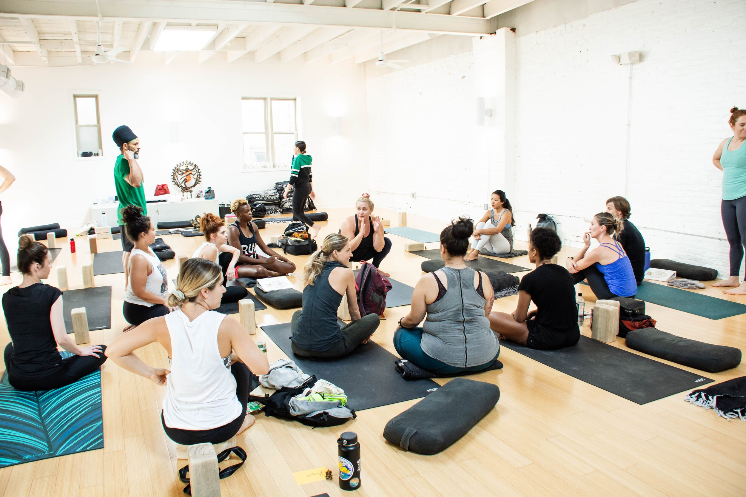 The Teacher Training Three Queens Yoga